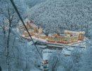 Составлен рейтинг лучших зимних курортов России