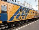 Отменяются все поезда в Латвию, Украину и Молдавию из России