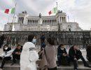 По всей  Италии ввели ограничение на передвижение